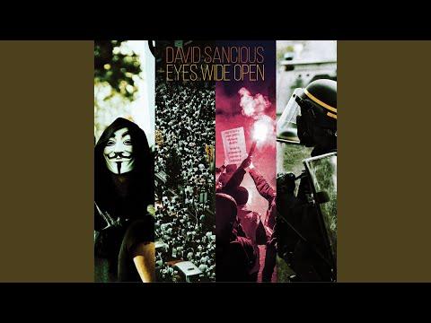 Eyes Wide Open online metal music video by DAVID SANCIOUS