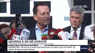 RTK3 Lajmet e orës 09:00 04.06.2020