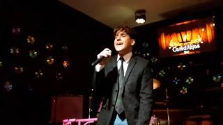 💙Daniel Rioja/Cristian Castro💙 canta Si tu me amaras🎤 en Camdilejas 18/03/2017