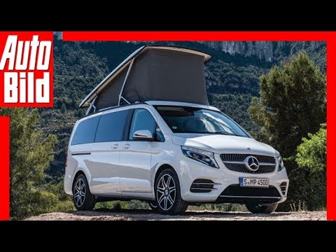 Mercedes V-Klasse Marco Polo (2019): Test - Infos - Facelift