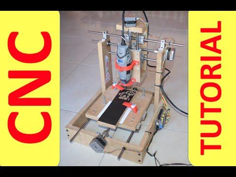 ✅ Como construir una Fresadora CNC casera 3 ejes, Convertible a impresora 3D  #5