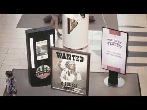 Video af Det Vilde Vesten