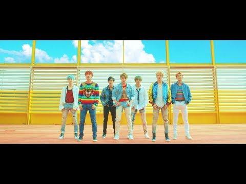 BTS (방탄소년단)- 'DNA'  rewind倒轉版