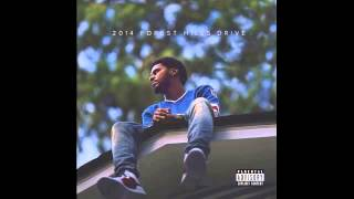 J Cole - Fire Squad (2014 Forest Hills Drive) (Official Version) (CDQ)