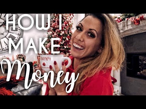 How I make Money from home – 4 ways to be a lady boss