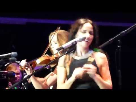 """THE CORRS - KEW GARDENS 2016.  """"I NEVER LOVED YOU ANYWAY"""" - """"SO YOUNG"""""""