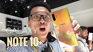 Đánh Giá Nhanh Samsung Galaxy Note 10 Plus: 12GB Ram, Exynos 9825