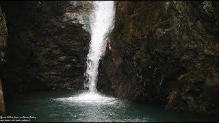 Gorges de la Diosaz -Wasserfall - Servoz Mont-Blanc - Frankreich