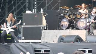 Children Of Bodom - Roundtrip to Hell and Back (Gods Of Metal, Milan, 21.06.2012)