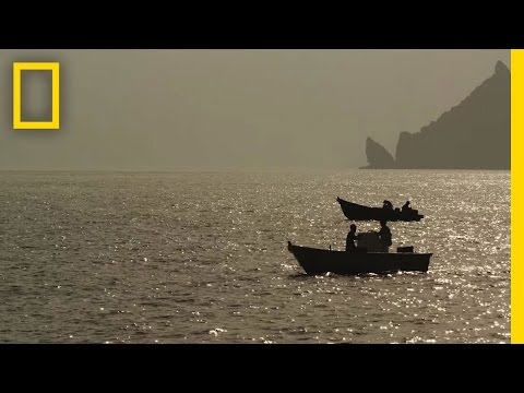 Experience Omani life along the Musandam Peninsula from National Geography