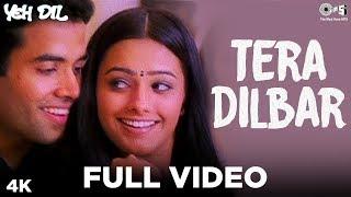 Tera Dilbar Full Song- Yeh Dil | Tusshar Kapoor & Anita | Alka