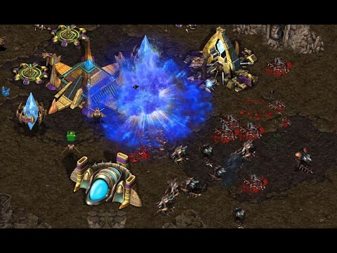 InControl (Z) v GoOdy (P) on Heartbreak Ridge - StarCraft - Brood War