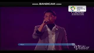 AFGAN ''MERAIH BINTANG'' Closing Ceremony Asian Games 2018