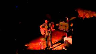 Seth Avett playing The Ballad of Love and Hate