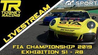 [GT Sport Livestream] - 3k Challenge #2    FIA 2019 Exhibition Season 1 - R8
