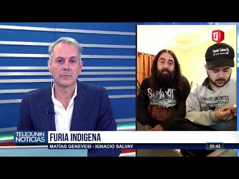 En cuarentena, el grupo juninense Furia Indígena retomó la grabación de su disco