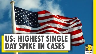 US: More than 52,000 cases in last 24 hours | COVID-19 | Coronavirus | World News - Download this Video in MP3, M4A, WEBM, MP4, 3GP