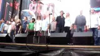 Once We Were Kings - Broadway on Broadway 2008