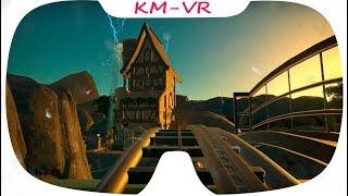 3D-VR VIDEOS 310 SBS Virtual Reality Video google cardboard 2k