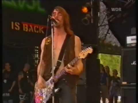 01. MONSTER MAGNET - Snake Dance (Bizarre Festival 1995)
