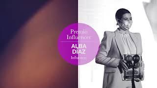 II edición Premios Belleza Inteligente Yo Dona by Cien - Alba Díaz