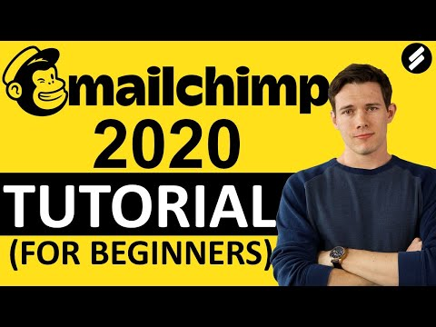 MAILCHIMP TUTORIAL -  Email Marketing step by Step for Beginners