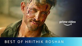 Best Of Hrithik Roshan Movies | Amazon Prime Video