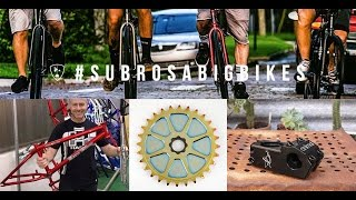 BMX WEEKLY (Subrosa Big Bikes, Scotty Cranmer Sig Sprocket & More)