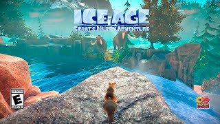 Видео Ice Age Scrat's Nutty Adventure