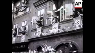 Hitler In Sudetenland