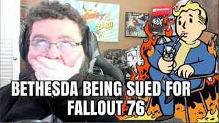 Bethesda Has Lawyers Circling for Fallout 76.  Apologizes to Fans!