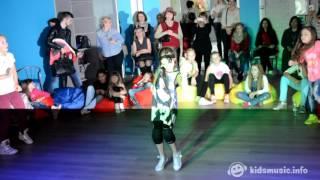 Слёт «Путь к успеху» — Танцевальные батлы: Тоня Володина