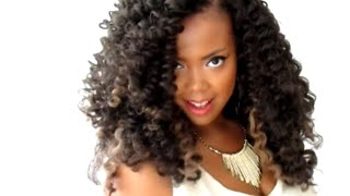 CROCHET BRAIDS | USING BEST BRANDS OF MARLEY HAIR