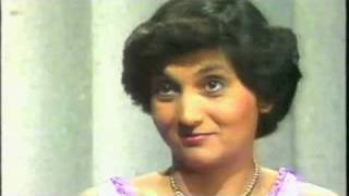 """Ma Anand Sheela - Funny Interview """"Good Luck To you and your PIMPS"""""""