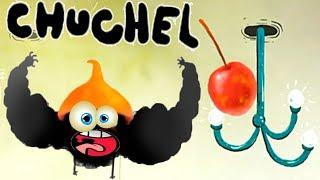 ПРИКЛЮЧЕНИЯ ЧУЧЕЛ мультик игра для маленьких детей #14 игровой мультфильм 2019 Chuchel Черный шарик!