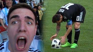 VIAJÉ AL MUNDIAL RUSIA 2018 Y TE MUESTRO Las mejores jugadas y goles del partido Argentina vs Iceland FIFA World Cup 2018 1-1. SUSCRIBITE a mi NUEVO CANAL!! https://www.youtube.com/FranMG10?sub_confirmation=1  Like & Suscribite! :D http://www.youtube.com/user/TheFranMG?sub_confirmation=1  Seguime en mi Instagram: http://instagram.com/fran Seguime en Twitter: http://twitter.com/Fraaanchuuu Dame like en Facebook: http://facebook.com/TheFranMG  Gol de Aguero, Finnbogason goal, penal errado por Messi (Messi falla penalti contra Islandia). Reacciones de un hincha al Argentina - Islandia 2018 FIFA WC 2018.