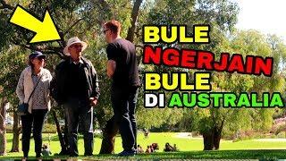 PRANK BULE NGERJAIN BULE DI AUSTRALIA!