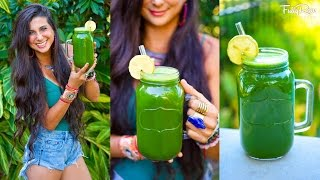 BEST Green Juice For Healing & Weight Loss!