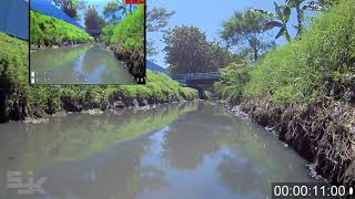 Country River FPV | Pilot View Sulaiman River