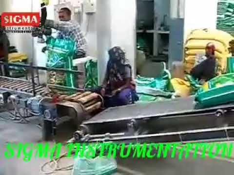 PP Granule Bag Filling Machine
