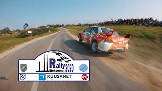 Rally Elektrėnai 2020 | FPV Racing Drone Chase