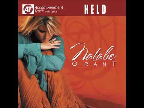 Natalie Grant  Held Instrumental