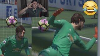 CEL MAI NOROCOS DRAFT, PORTARUL S-A FERIT DE MINGE !!! FIFA 19 ROMANIA !!