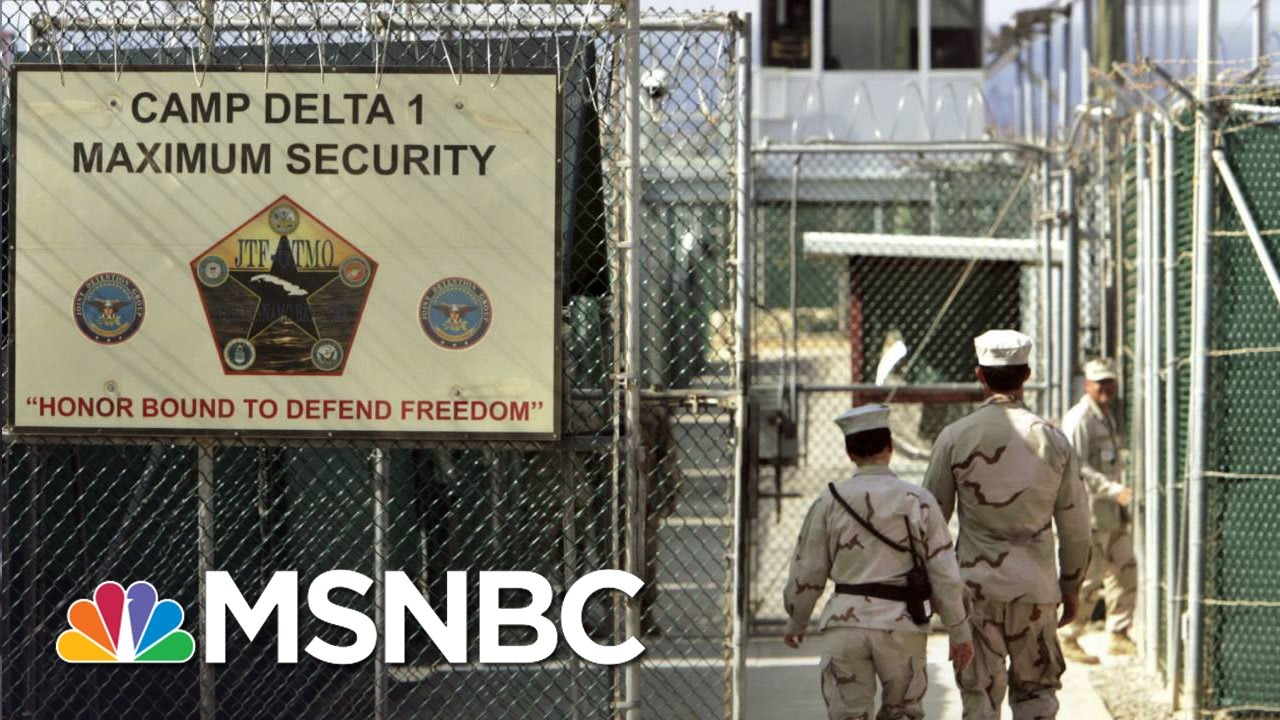 President Donald Trump Considers Reinstating CIA 'Black Sites' | Andrea Mitchell | MSNBC thumbnail