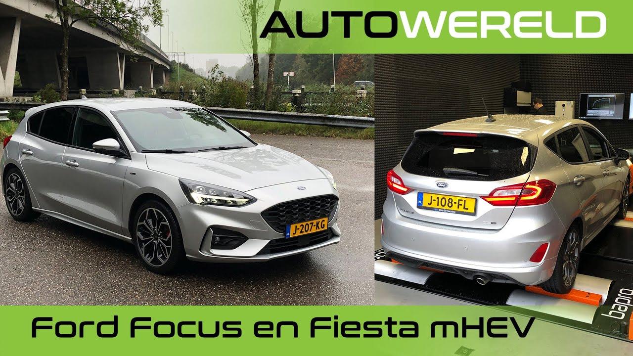 Hoe werkt Mild Hybrid? – Ford Fiesta & Focus EcoBoost Hybrid