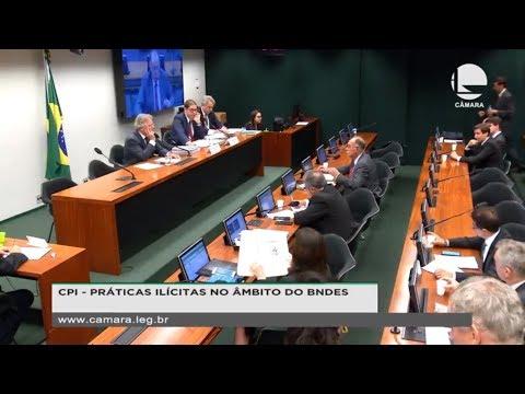 CPI do BNDES - Depoimento do ex-chefe do Departamento de Investimento da BNDESPAR - 21/08/19
