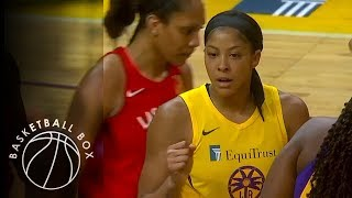 [WNBA] Las Vegas Aces vs Los Angeles Sparks Full Game Highlights, June 27, 2019