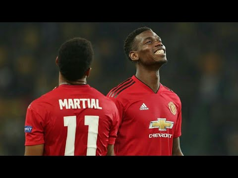 Anthony Martial x Paul Pogba - French Connection - Insane Goals & Skills 2018/19
