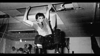 Fad Gadget - Lady Shave (Live 1981)