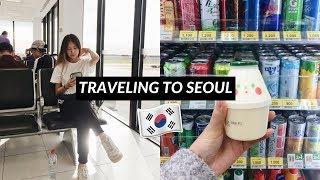 Gambar cover First time in Seoul Korea [Flight + lost mum at Airport]